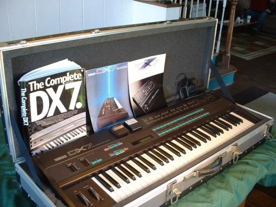 Yamaha DX7 Completo