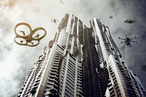 Drones Amenaza
